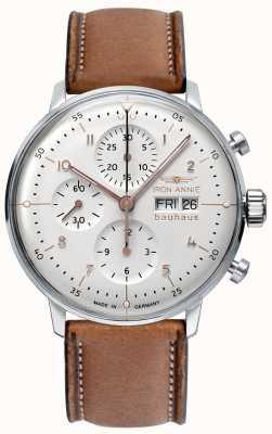 Iron Annie Bauhaus | automatico | cronografo | quadrante bianco 5018-4
