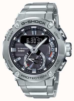 Casio G-steel g-shock bluetooth link 200m wr in acciaio inossidabile GST-B200D-1AER