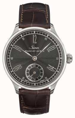 Sinn 6200 wg meisterbund ho l'orologio in 55 esemplari in edizione limitata 6200.020