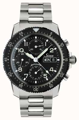 Sinn 103 ° il tradizionale cronografo pilota 103.031 BRACELET