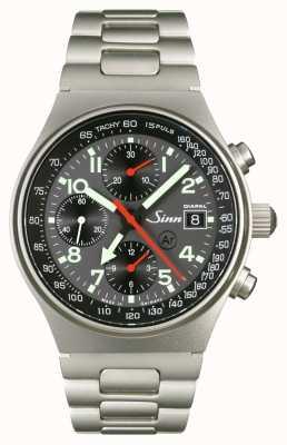 Sinn 144 ° diapal il cronografo mondiale 144.068