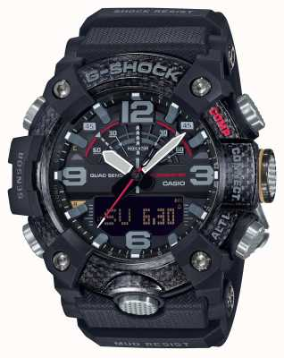 Casio Mudmaster in carbonio | cronometro | bluetooth | GG-B100-1AER