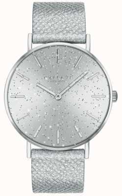 Coach | donne | perry | cinturino metallico | quadrante glitter argento | 14503323