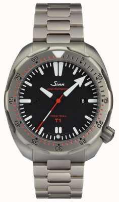 Sinn Modello t1 (ezm 14) orologio subacqueo 1014.010