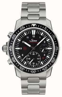 Sinn Ezm 13 il cronografo subacqueo 613.010 BRACELET