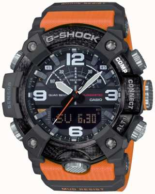 Casio Mudmaster con anima in carbonio | cronometro | Bluetooth GG-B100-1A9ER