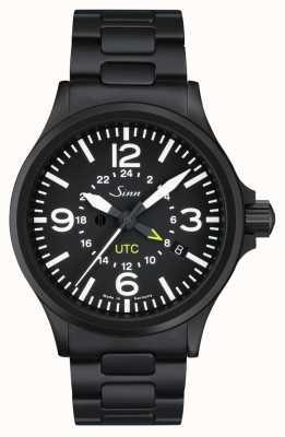 Sinn 856 s utc il pilot watch con protezione da campo magnetico e 856.020