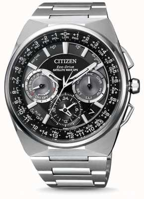 Citizen | mens eco-drive satellite wave gps | bracciale in titanio | CC9008-84E