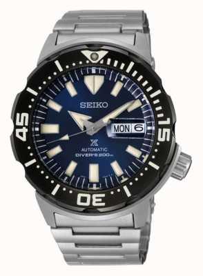 Seiko Operatori subacquei automatici mostro Prospex | bracciale in acciaio inossidabile SRPD25K1