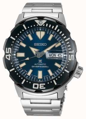 Seiko Prospex monster divers automatici bracciale in acciaio inossidabile SRPD25K1