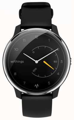 Withings Sposta ecg | nero e giallo | tracker di attività HWA08-MODEL 1-ALL-INT