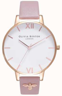 Olivia Burton | donne | Ape 3d | cinturino in pelle decorata | OB16ES15