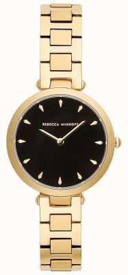 Rebecca Minkoff | donne | nina | braccialetto d'oro | 2200277