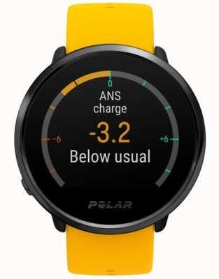 Polar | accendere | attività e tracker ore | silicone giallo | m / l | 90075950