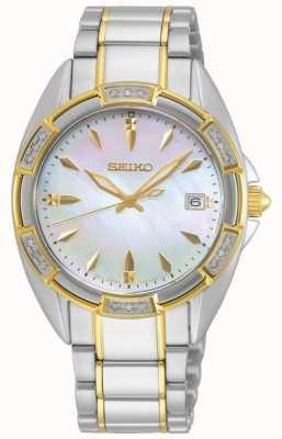 Seiko | serie concettuale | donne | bracciale in oro bicolore | SKK880P1
