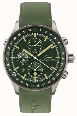 Sinn Orologio da caccia 3006 il cronografo con display al chiaro di luna 3006.010