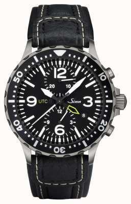 Sinn 757 utc l'orologio cronografo duo 757.011