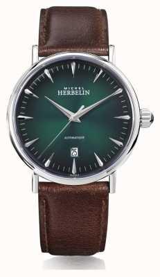 Michel Herbelin | uomo | ispirazione | automatico | quadrante verde | 1647/AP16BR