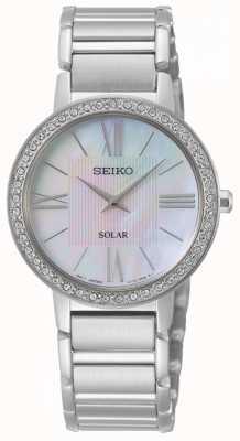 Seiko | serie concettuale | solare da donna | set di cristalli | SUP431P1