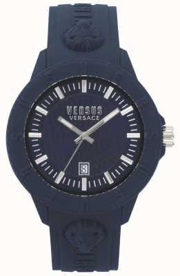 Versus Versace | donne | tokyo r | silicone blu | VSPOY2118