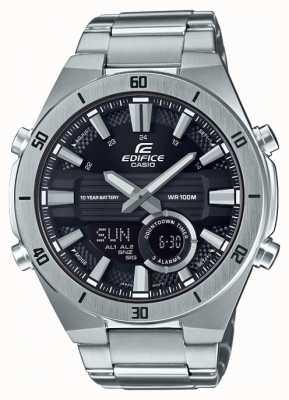 Casio | edificio | uomo | cronografo standard | quadrante nero | ERA-110D-1AVEF
