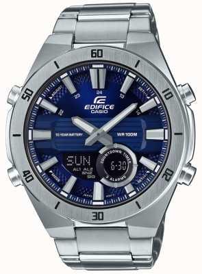 Casio | edificio | uomo | cronografo standard | quadrante blu | ERA-110D-2AVEF