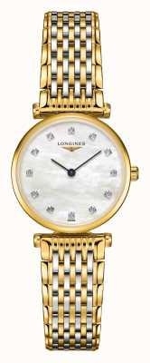 Longines | la grande classe di longines | delle donne | quarzo svizzero | L42092877