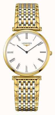 Longines | la grande classe di longines | uomo | quarzo svizzero | L47092217
