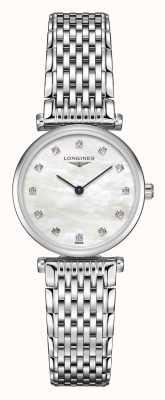 Longines | la grande classe di longines | delle donne | quarzo svizzero | L42094876
