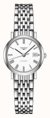Longines | collezione elegante | 25.5mm da donna | automatico svizzero | L43094116