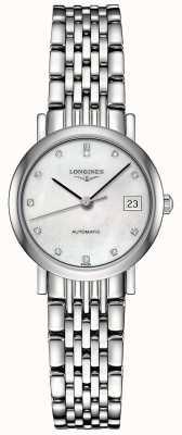 Longines | collezione elegante | 25.5mm da donna | automatico svizzero | L43094876