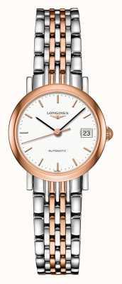 Longines | collezione elegante | 25.5mm da donna | automatico svizzero | L43095127