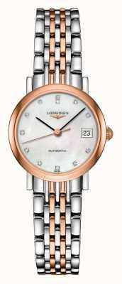 Longines | collezione elegante | 25.5mm da donna | automatico svizzero | L43095877