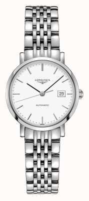 Longines | collezione elegante | 29mm da donna | automatico svizzero | L43104126