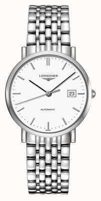 Longines | collezione elegante | 37mm da uomo | automatico svizzero | L48104126