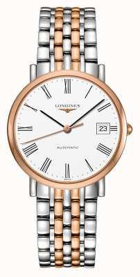 Longines | collezione elegante | uomo | automatico svizzero | L48105117