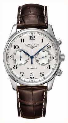 Longines | collezione master | uomo | automatico svizzero | L26294783