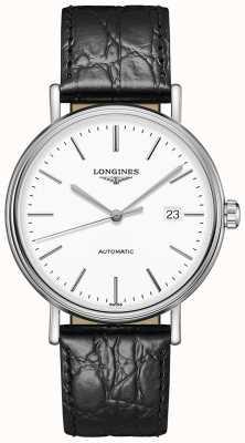 Longines Presenza | automatico svizzero | cinturino in pelle nera L49224122