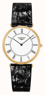 Longines Oro 18 carati | 23mm da donna | Agassiz les Grandes Classique L41916110
