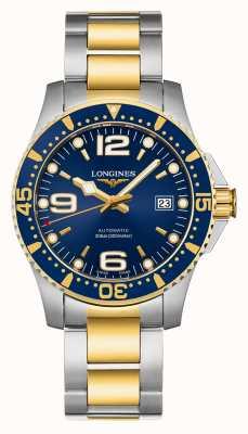 Longines | sport di idroconquista | 41mm da uomo | automatico svizzero | L37423967