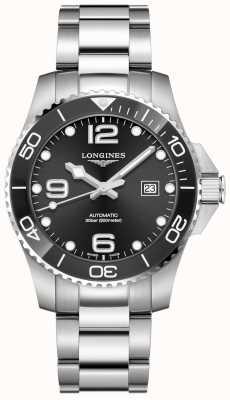 Longines | ceramica hydroconquest | 43mm da uomo | automatico svizzero | L37824566