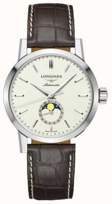 Longines | Collezione 1832 | uomo | fase lunare | automatico svizzero L48264922