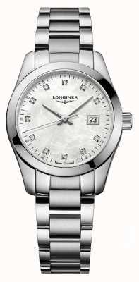 Longines | conquista classico | delle donne | quarzo svizzero L22864876