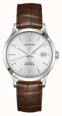 Longines | registrare | uomo | automatico svizzero | L28204722
