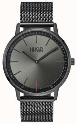HUGO #esistere maglia ip grigia | quadrante grigio 1520012