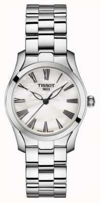 Tissot | t-wave | bracciale da donna in acciaio | madreperla T1122101111300