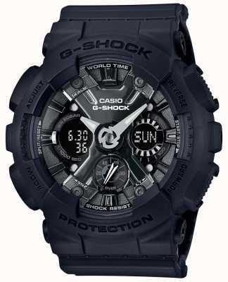 Casio | g-shock | serie s | resina nera | GMA-S120MF-1AER