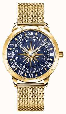 Thomas Sabo | glam spirit astro femminile | quadrante blu | maglia d'oro | WA0352-264-209-33