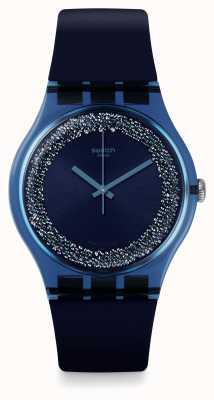 Swatch | nuovo gent | orologio bluesparkles | SUON134