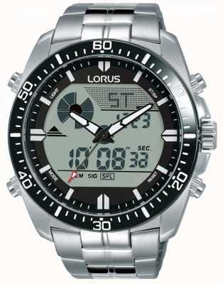 Lorus | duo maschile | bracciale in acciaio inossidabile R2B03AX9
